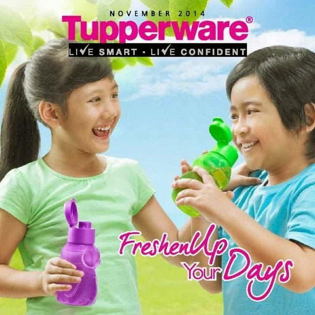 Katalog Tupperware Reguler November 2014