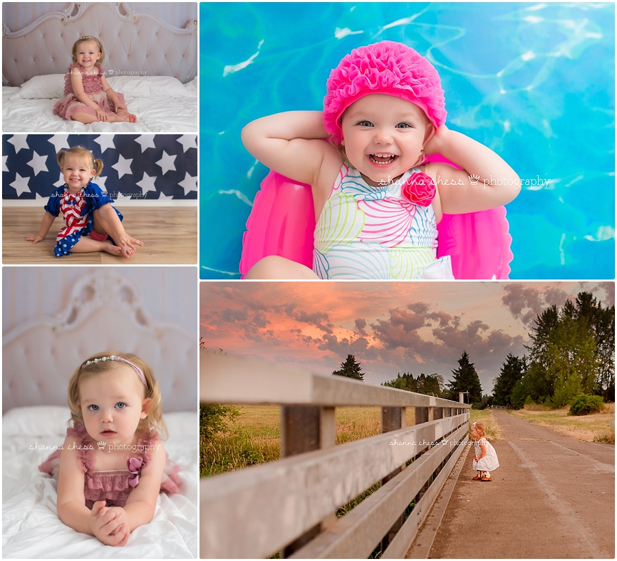 eugene springfield oregon child photographer 2 year old