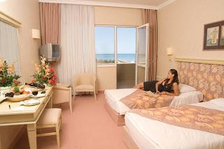 pemar beach resort otel odası