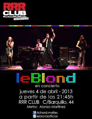 Leblond rrr club 4 de abril