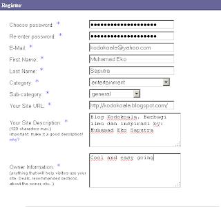Cara Mendapatkan Ribuan Visitor dari Link Refferal!