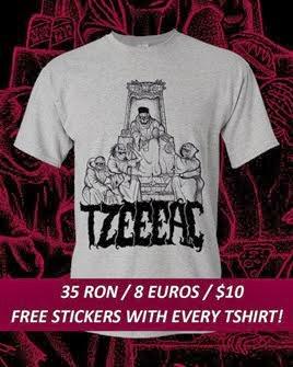 TZEEEAC T-SHIRTS YO