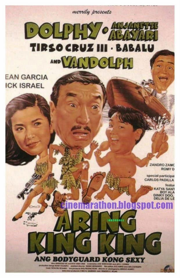 Aringkingking: Ang Bodyguard Kong Sexy (1996)