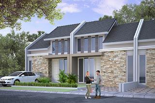 Rumah Baru Minimalis Sidoarjo