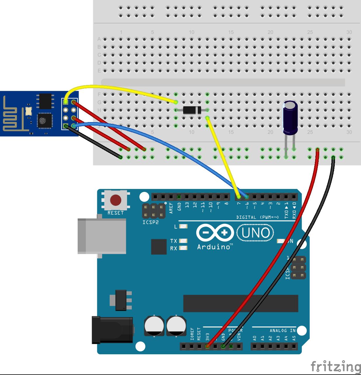 Esp wiring schemas yet another arduino