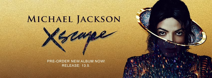 Michael Jackson Xscape available for pre-order