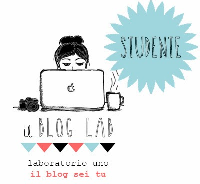 "Blog Lab - Laboratorio 1 ""Il Blog sei tu"""