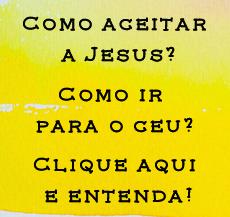 Como aceitar a Jesus?