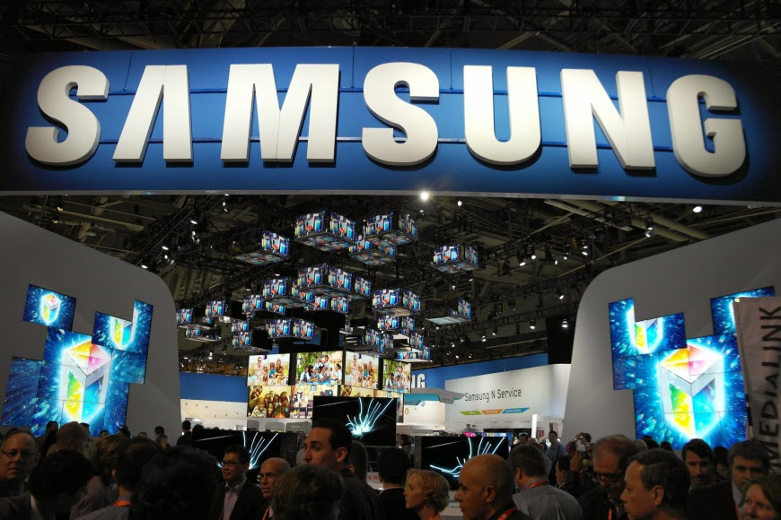 watch live streaming video of Samsung's Galaxy5