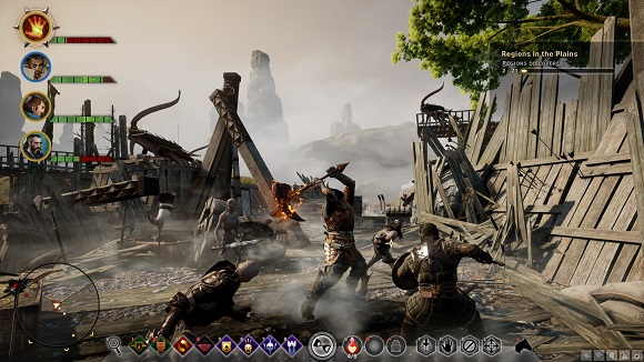 dragon age inquisition pc screenshot gameplay www.jembersantri.blogspot.com 1 Dragon Age Inquisition Repack Black Box