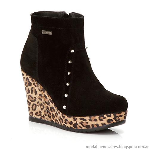 Botas, borcegos, zapatos Lady Stork invierno 2013