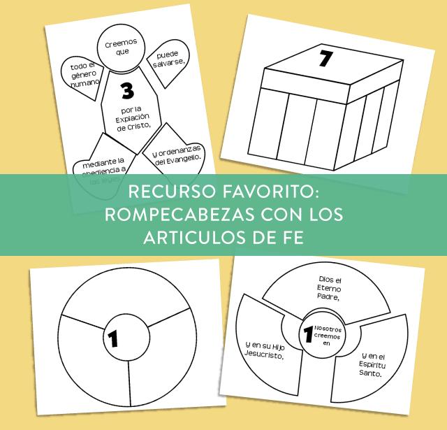 Para La Primaria: Recursos Favoritos: Rompecabezas Con Los ...
