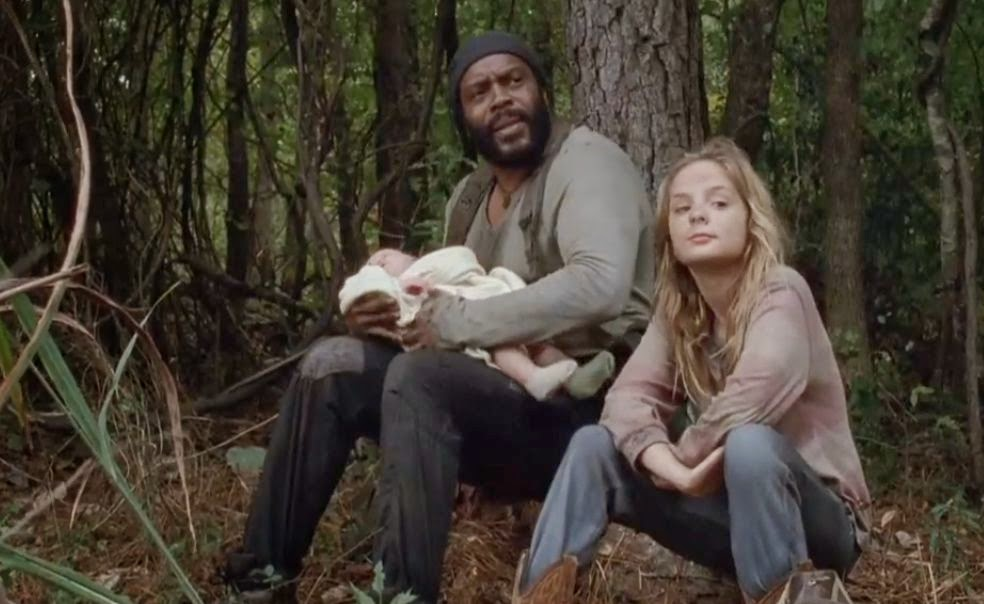 images from Walking Dead episode The Grove season 4 episode 14