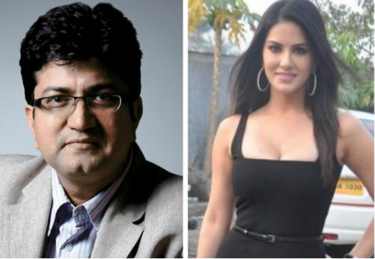 Not Support Sunny Leone's Past Profession of a Porn Star: Prasoon Joshi