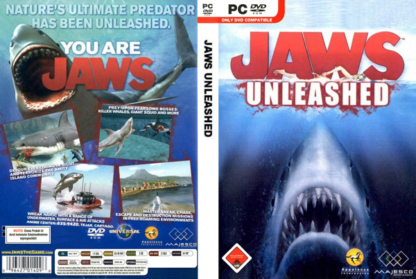 Download Game Jaws Unleashed PS2 Full Version Iso For PC | Murnia ...