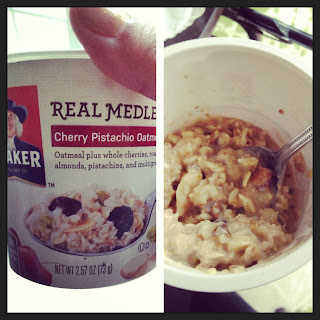 Quaker Real Medleys Oatmeal+