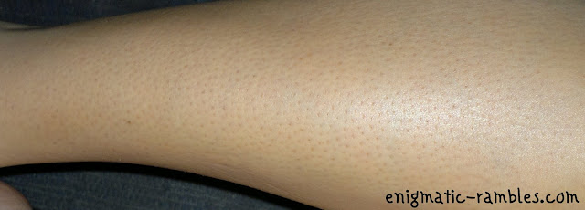 barry-m-deep-glow-instant-tan-spray-review-swatch-demo-enigmatic-rambles