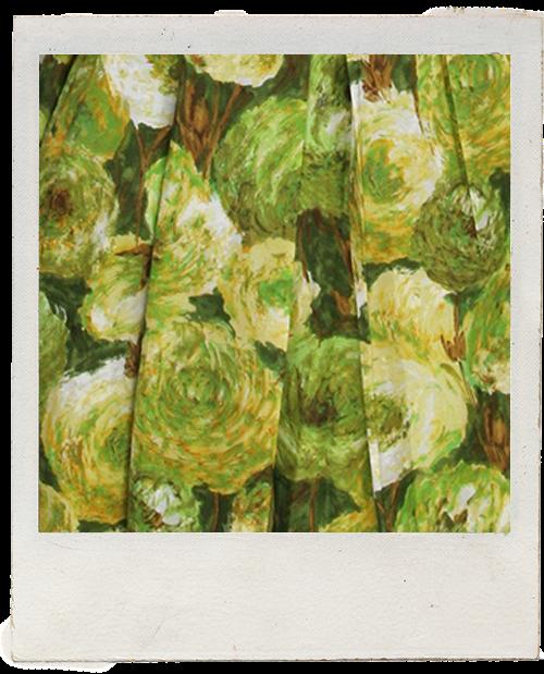 Vintage Impressionist Peonie Print www.vintagelovebygigi.com