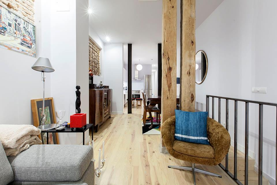 En casa de diego buen ejemplo de minimalismo acogedor - Minimalismo en casa ...