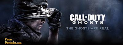 Call of duty, Ghosts. The ghosts are real