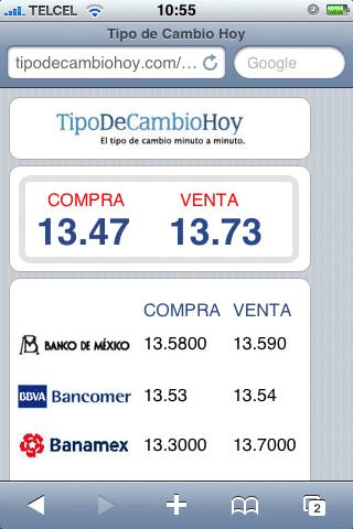 Tipos de cambio Hoy : Binaria banco italiano