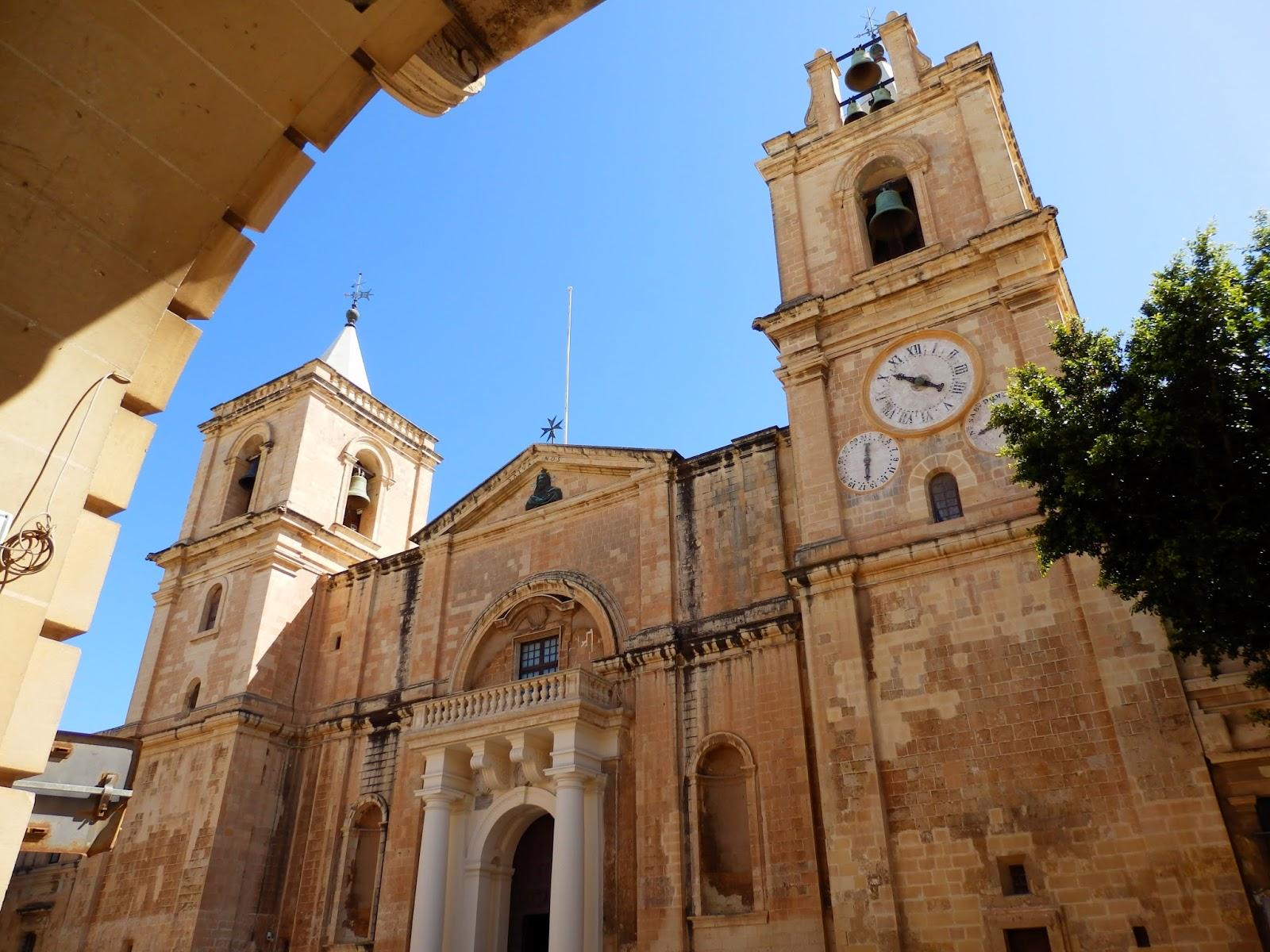 Church Valletta Malta
