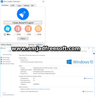 Windows 10 + Office 2016 All Editions Activator