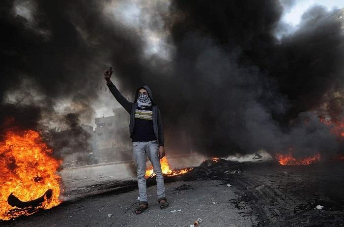Ιερουσαλημ: οδομαχιες και εχθροπραξιες με τεσσερις νεκρους και εκατονταδες τραυματιες