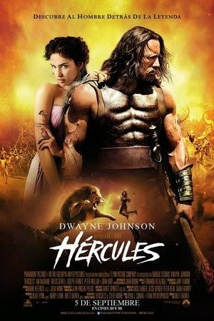 Poster Hercules 2014