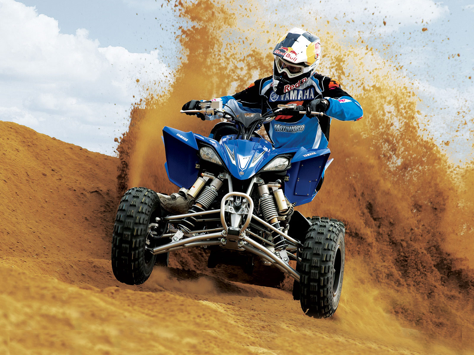 2010 yamaha yzf450r atv wallpapers specifications. Black Bedroom Furniture Sets. Home Design Ideas