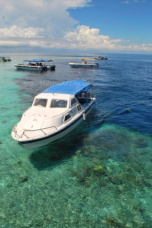 Sipadan Mabul Island Resort