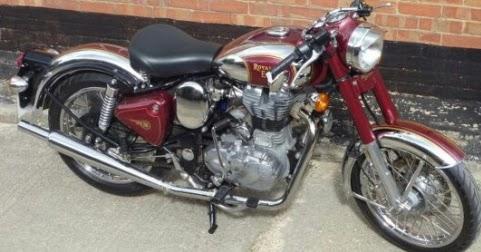 Royal Enfield Motorcycles: This new Royal Enfield Crusader ...
