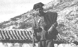 """El último """"Bandolero"""" andaluz."""