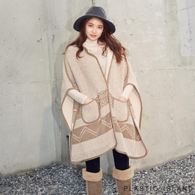 Gong Seung Yeon Plastic Island Fall Winter 2015