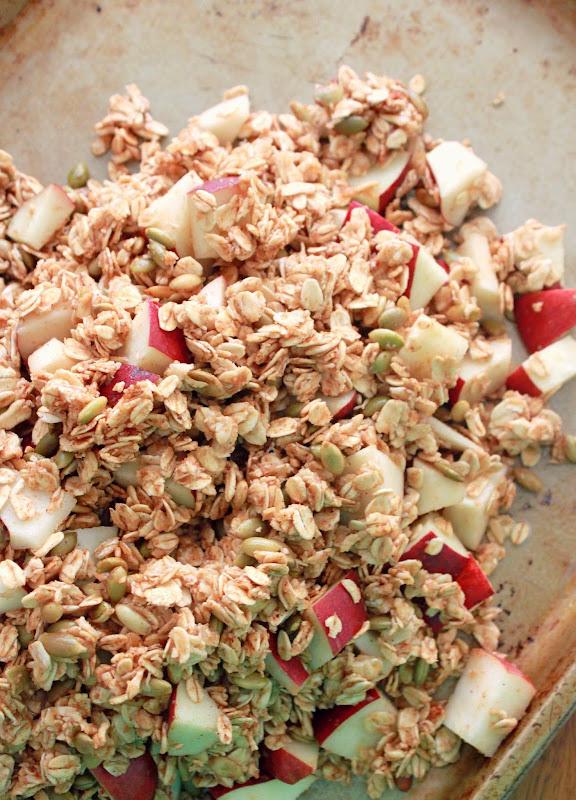 pear granola recipe