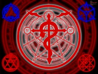 #23 Fullmetal Alchemist Wallpaper