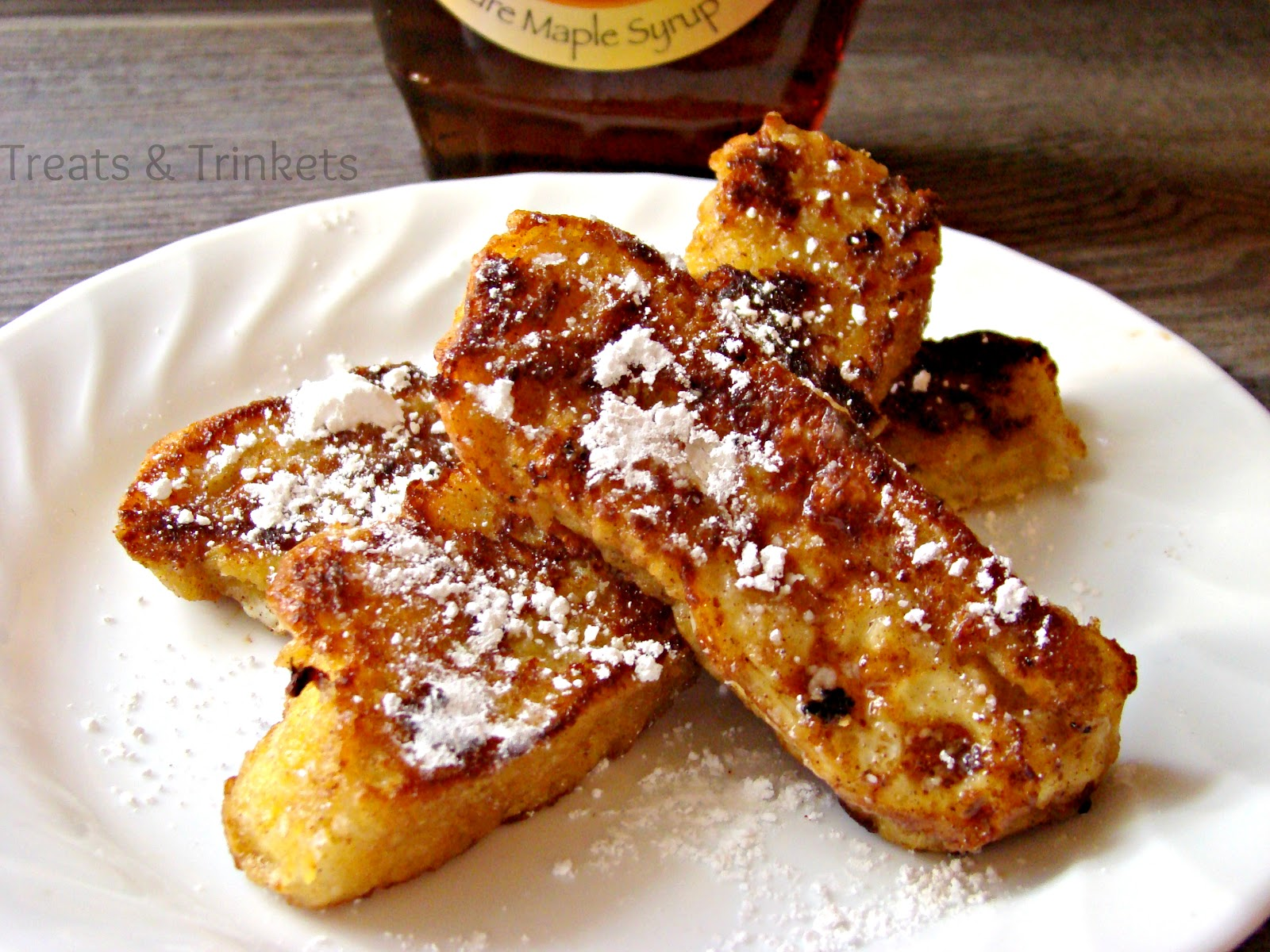 French Toast Sticks These french toast sticks are