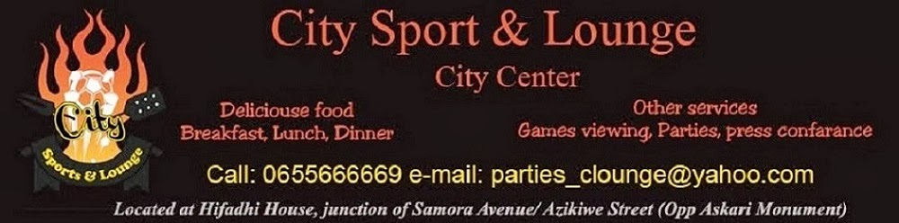 city sports and lounge
