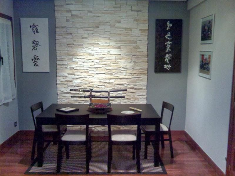 Estilo x zen u oriental decoraci n patri blanco - Decoracion zen salon ...