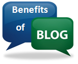 Benefits of Blog