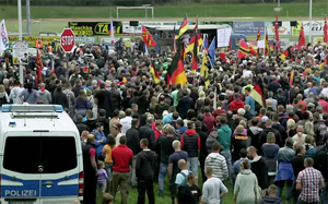 Is Germany's open-door policy fuelling the far right?