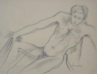 Drawing - El Andalus