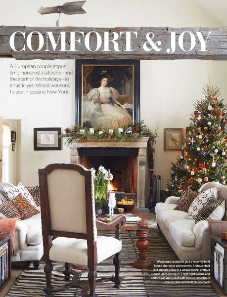 Interior Designer Selina Van Der Geest Created This Cozy In A Weekend Home Upstate New York ENJOY