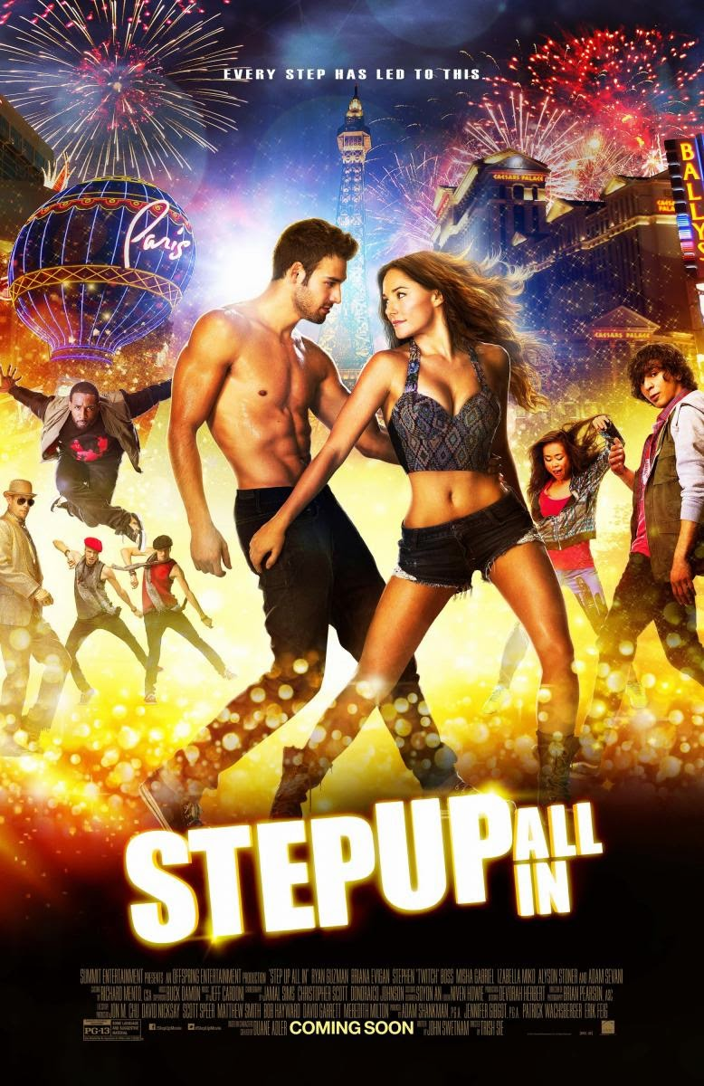 Ver Step Up 5: All In - 2014 VK ONLINE 720p HD Español Latino Gratis