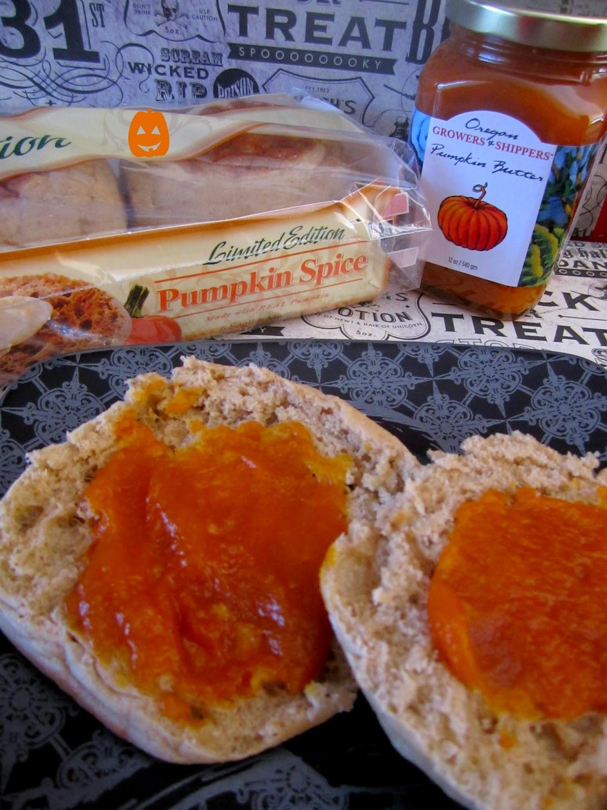 Pumpkin Butter, Pumpkin Muffins