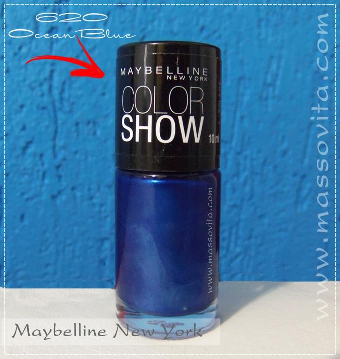 620 Ocean Blue da Maybelline