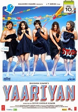 Watch Yaariyan (2014) Hindi DVDScr Full Movie Watch Online Free Download