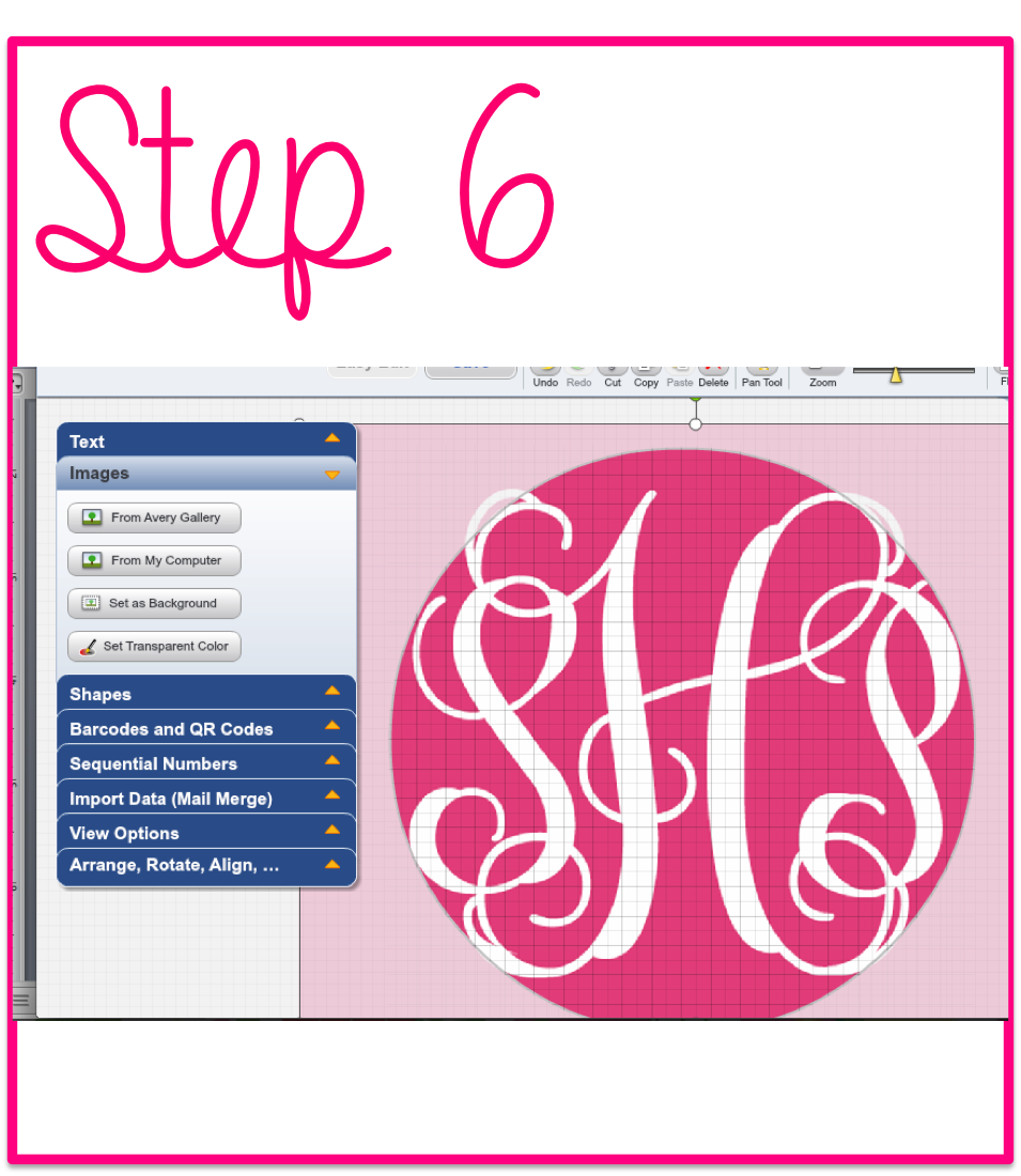 create your own monogram free joy studio design gallery With how to make a monogram