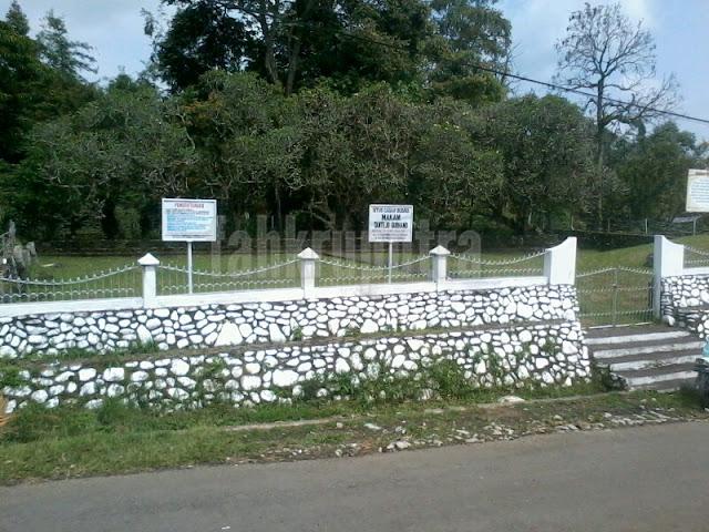 Situs cagar budaya di Nagari Pariangan 2