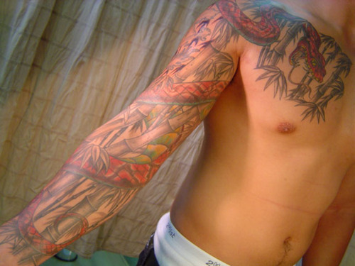 harley davidson tattoo designs. house sleeve tattoo ideas for